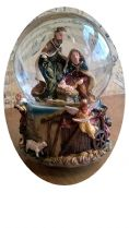 Nativity globe from The Music Box Shop